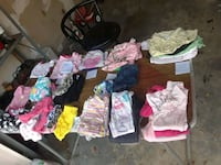 toddler's assorted clothes Holiday