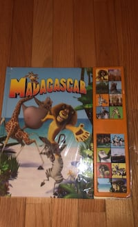 Madagascar Child Book with Sounds!  Chantilly, 20152