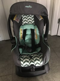 Single Stroller Travel pack with car seat Edmonton, T6X 1A4