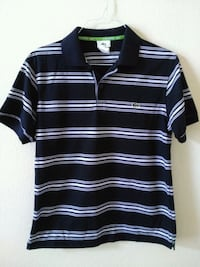 Lacoste men's short sleeve striped polo shirt Mansfield, 76063