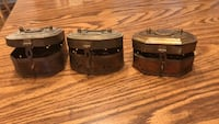 copper   boxes from India $100 for set Oak Creek, 53154