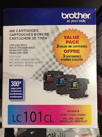 Ink Cartridges Brother Printer 43 km