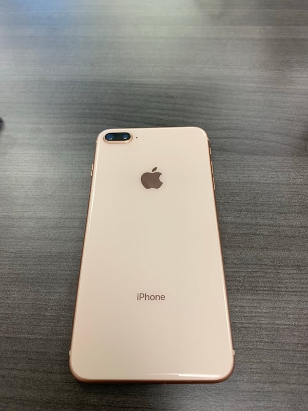 iPhone 8 Plus unlocked Gold 64gb Only one year old  Great condition e6656883-5640-4eaf-9396-474854d7dad0