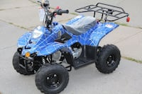 NEW 2018 110cc kids ATV. COBALT SPIDER.  Brantford