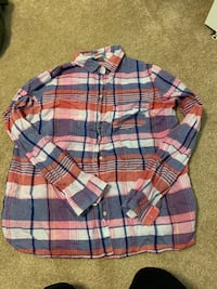 Old Navy size L button up