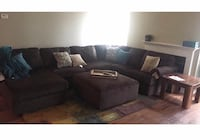 Sectional with ottoman Modesto, 95350
