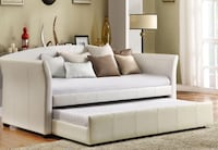 Brand New In Box Day Bed with Trundle Bed At Wholesale Price (Free Delivery) Mississauga, L5N 3A4