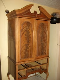 Armoire Project, Solid Wood