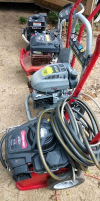 I have 4 power washers 1 don't run  Tallahassee, 32301