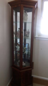 Woodwen corner china cabinet Burke, 22015