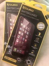 Aduro tempered glass screen protector St Thomas, N5R 5G2