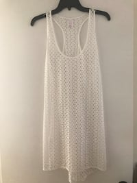 White eyelet cover up  Woodbridge, 22025
