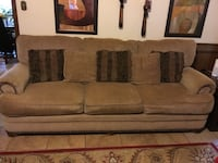 Nice, Extra Long, Extra Wide Couch and Ottoman  Ridgeland, 39157