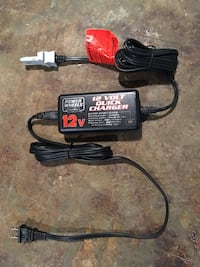12v battery charger cable Derby, 67037