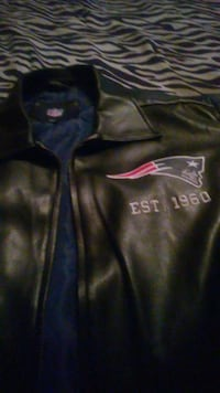 NFL NEW ENGLAND JACKET
