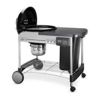 "Webber Performer Deluxe Charcoal Grill with easy start ignition 22"" Falls Church, 22042"