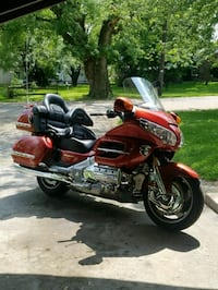 2001 Honda Gl1800ABS GOLDWING  Lancaster, 17603