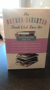 The mother- daughter book club box set.