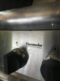 Stainless steel Thermador Professional kitchen appliance  is new New York, 11235