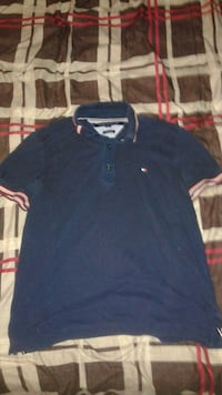 Blue tommy Hilfiger shirt  Georgina, L4P 2Y7