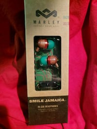 Bob Marley headphones earphones Winnipeg, R2W 2S1