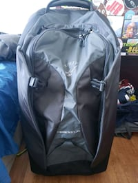 Osprey backpack on wheels, luggage,  Vancouver