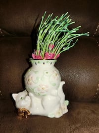 Lenox - Cat Bud Vase Elkridge