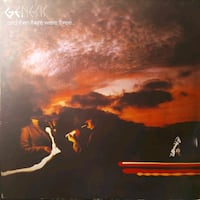 Plak - Genesis - and then there were three - Lp Caferağa, 34710