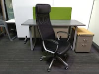 High Back Office Chair  San Jose