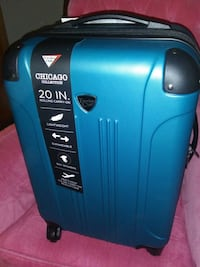 Suitcase 20 inch expandable carry on Mobile, 36695