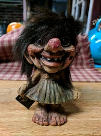 Troll from Norway Figurine Thurmont, 21788