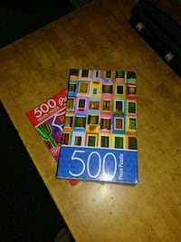 Puzzle, 500 pc Lowell, 01851