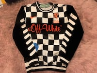 Off White x NikeLAB soccer sweater Compton, 90221