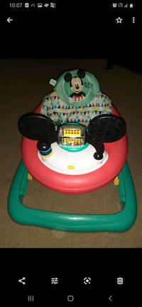 Mickey mouse baby Walker  Alexandria, 22305