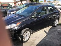 2014 Ford Fiesta Los Angeles