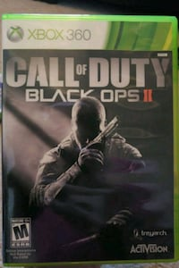 Call of Dity Black Ops II for XBox 360 Mission, 78574
