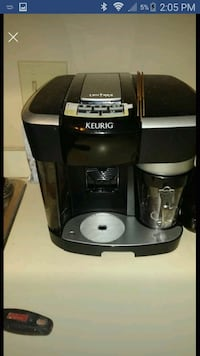 black and gray Keurig coffeemaker Greensboro, 27406