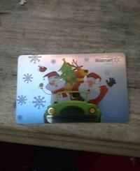 Walmart gift card for $75