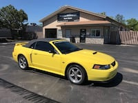 Ford Mustang 2002 Franklin