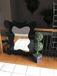 One of a kind Large Pop Culture Mirror