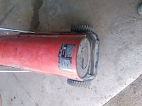 red gas cylinder Calgary, T1Y 4E2