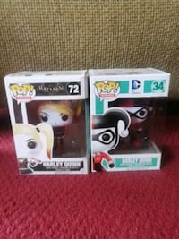 two Pop ! vinyl figures Hamilton, L8G 1A3