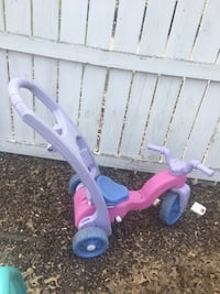 Pink and purple trike Columbus, 43229