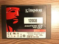 120 gb Kingston SSD harddisk
