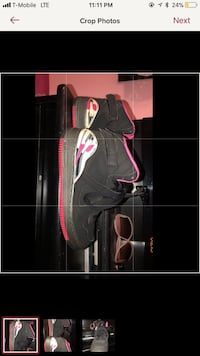 Black and Pink Jordan's  Dumfries, 22026