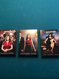 The Goodwife (Seasons 1-3) Dartmouth, B2V 2N7