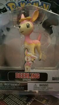Pokemon deerling figure Winnipeg, R2V
