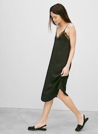 Aritzia babaton Townsend slip dress Burnaby, V5C