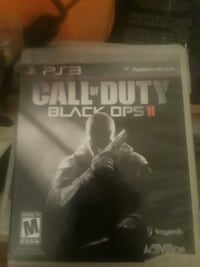 Call of Duty Black Ops 3 PS3 game case Tampa, 33619