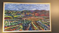 Vineyards Painting